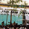 Sunbanks Resort Stage