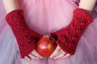 Apple a Day hand mitts_0041
