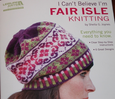 Ican'tbelieve i'mknitting fairisle
